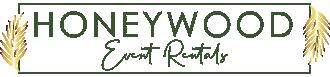 Honeywood Event Rentals Logo